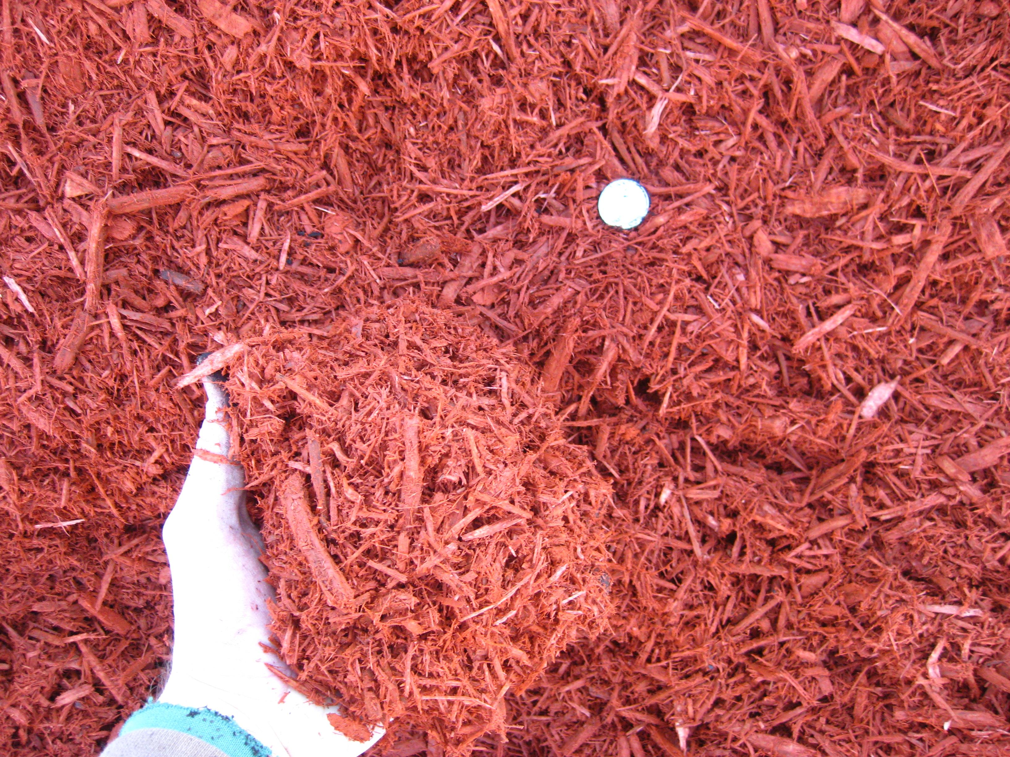 Red Mulch 2015